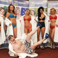 Ryanair Michael O'Leary models