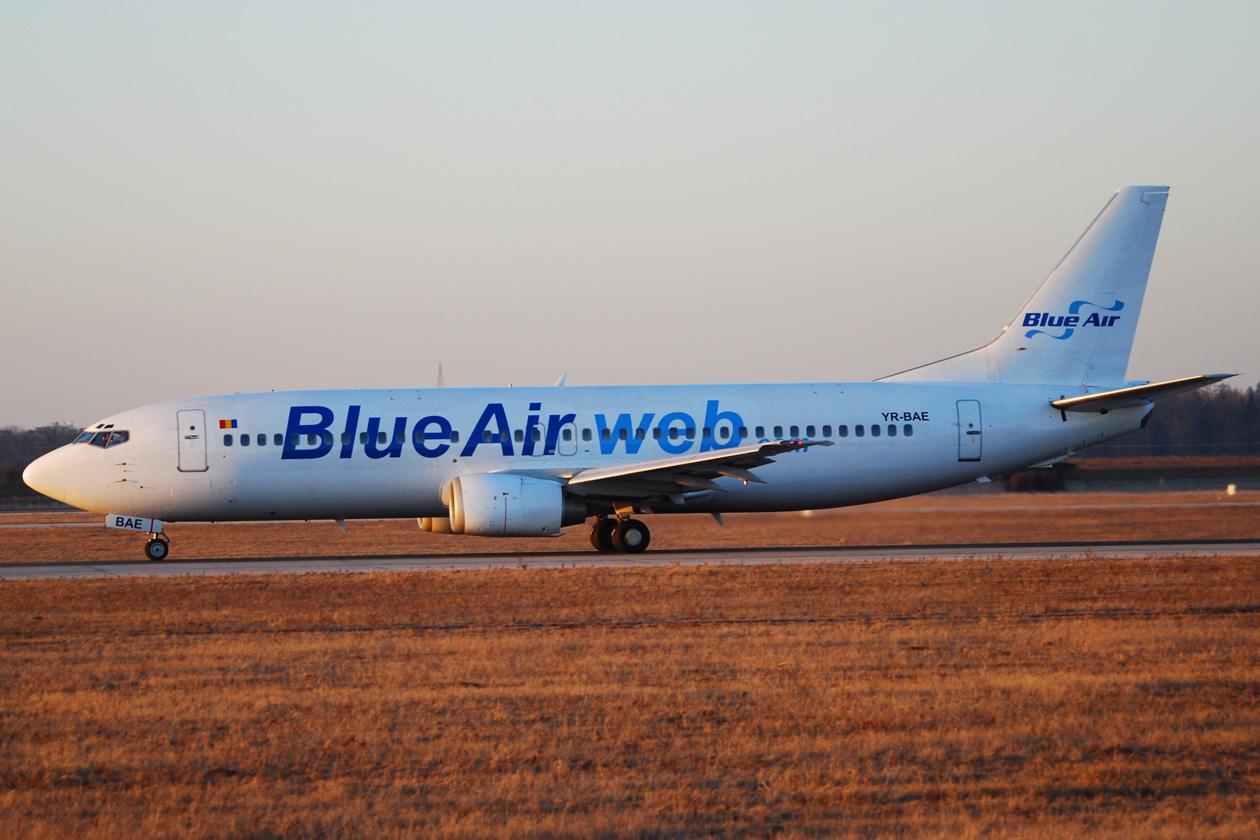 Romania's Blue Air Cancels Boeing 737 OrderNYCAviation