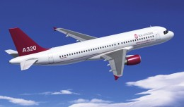 Airbus A320 wearing BOC Aviation livery. (Rendering by Airbus/Fixion)