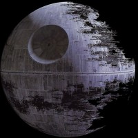 The government will not be building a Death Star any time soon.