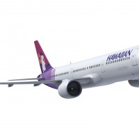 Hawaiian Airlines Airbus A321neo. (Rendering by Hawaiian Airlines)