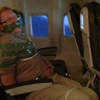 Gudmundur Karl Arthorsson might not be flying Icelandair anytime soon. (Photo by Andy Ellwood via Tumblr)