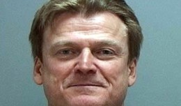 Patrick M. Byrne&#039;s Salt Lake City mugshot.