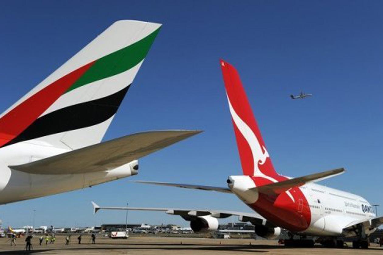 Emirates and qantas strategic alliance