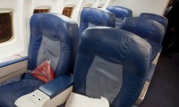 Delta First Class on the Boeing 757-200  Jeremy Dwyer-Lindgren / NYCAviation