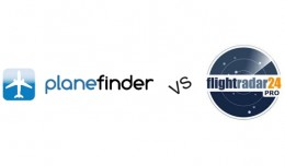App Shootout: FlightRadar24 vs. Planefinder