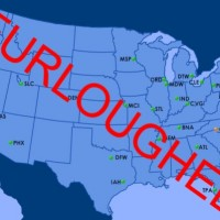 FAA cut backs due to sequestration had resulted in the furloughing of ATC employees, causing massive delays throughout the country.