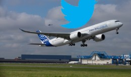 Companies flock to Twitter to congratulate Airbus