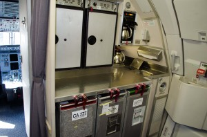 That's one clean galley