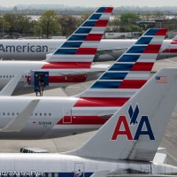 American New Tails JFK