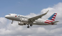 Delivery of the first American Airbus A319