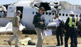The NTSB has taken to Twitter during the Asiana 214 investigation to keep the public informed on their progress