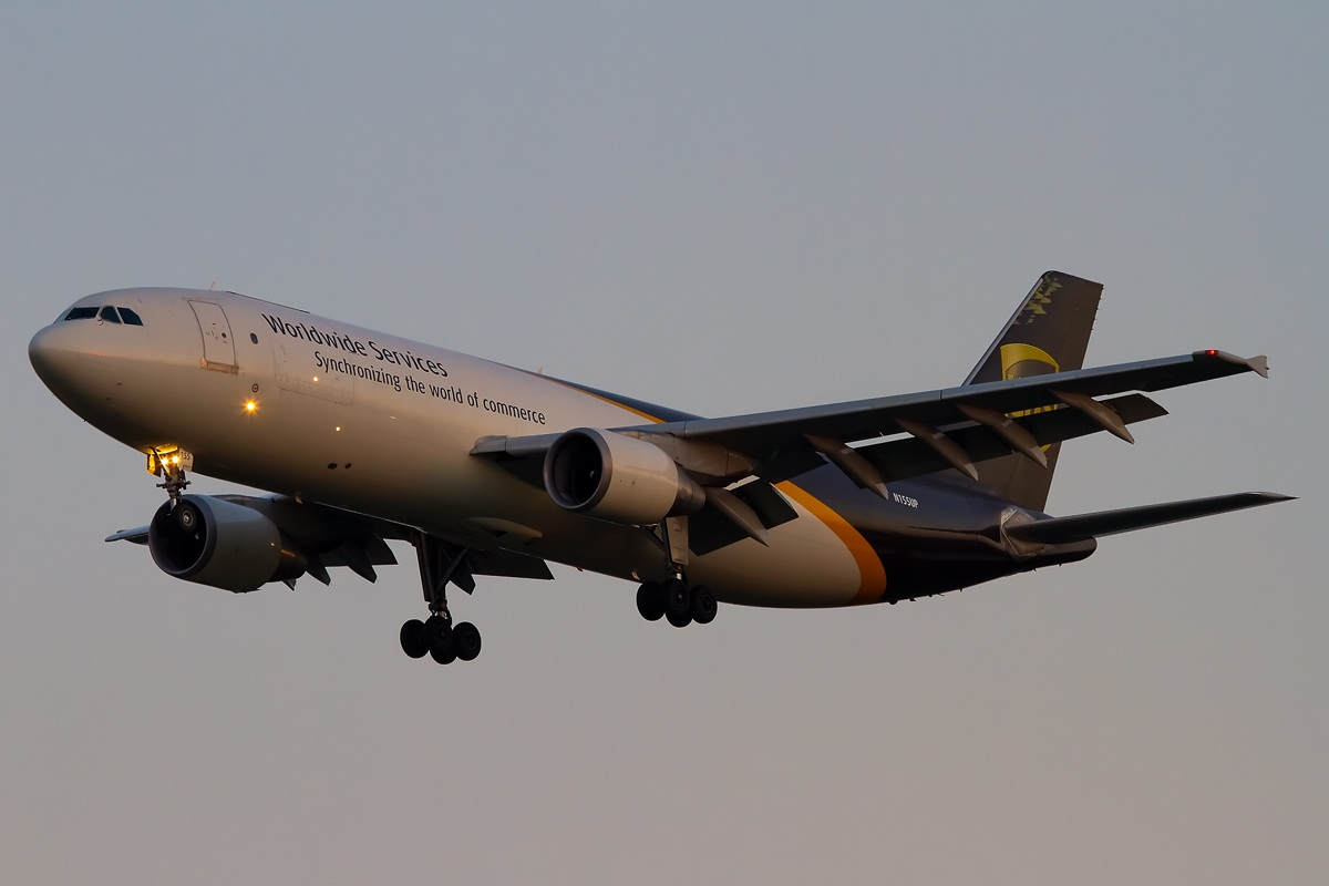 Ups Airbus A300 Crashes On Approach To Birmingham