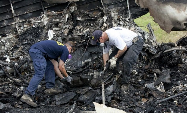 NTSB investigators have located the black boxes