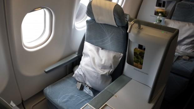 Finnair A330 Seat