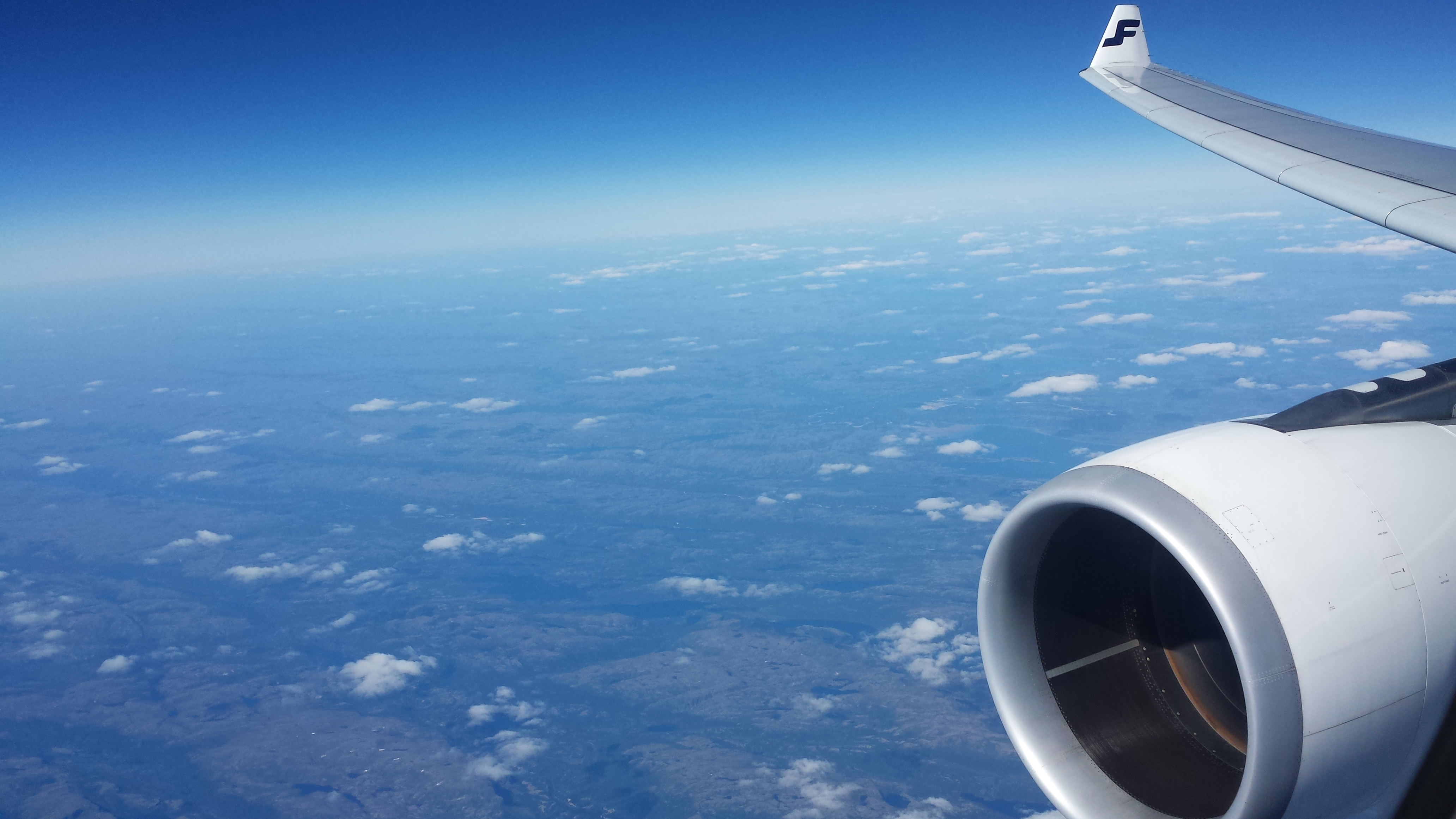 Flight Review Finnair A330 From New York To