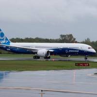 Boeing 787-9 Test