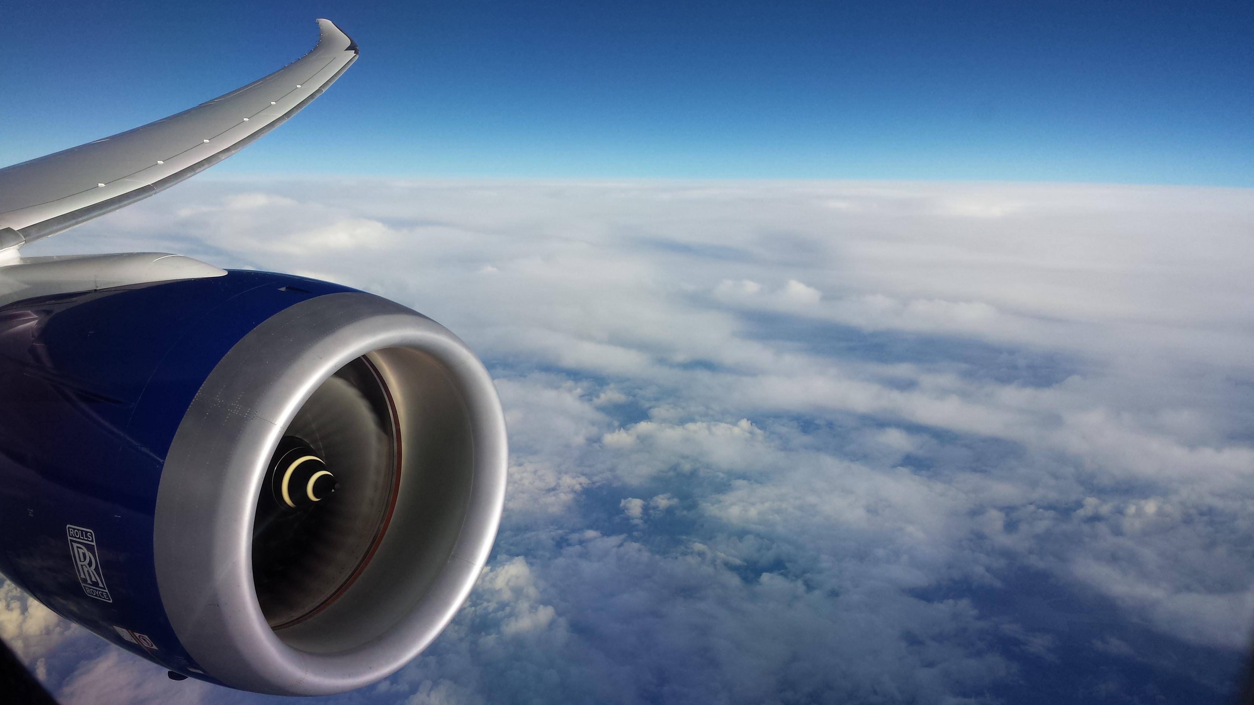 Flight Review British Airways Boeing 787 From