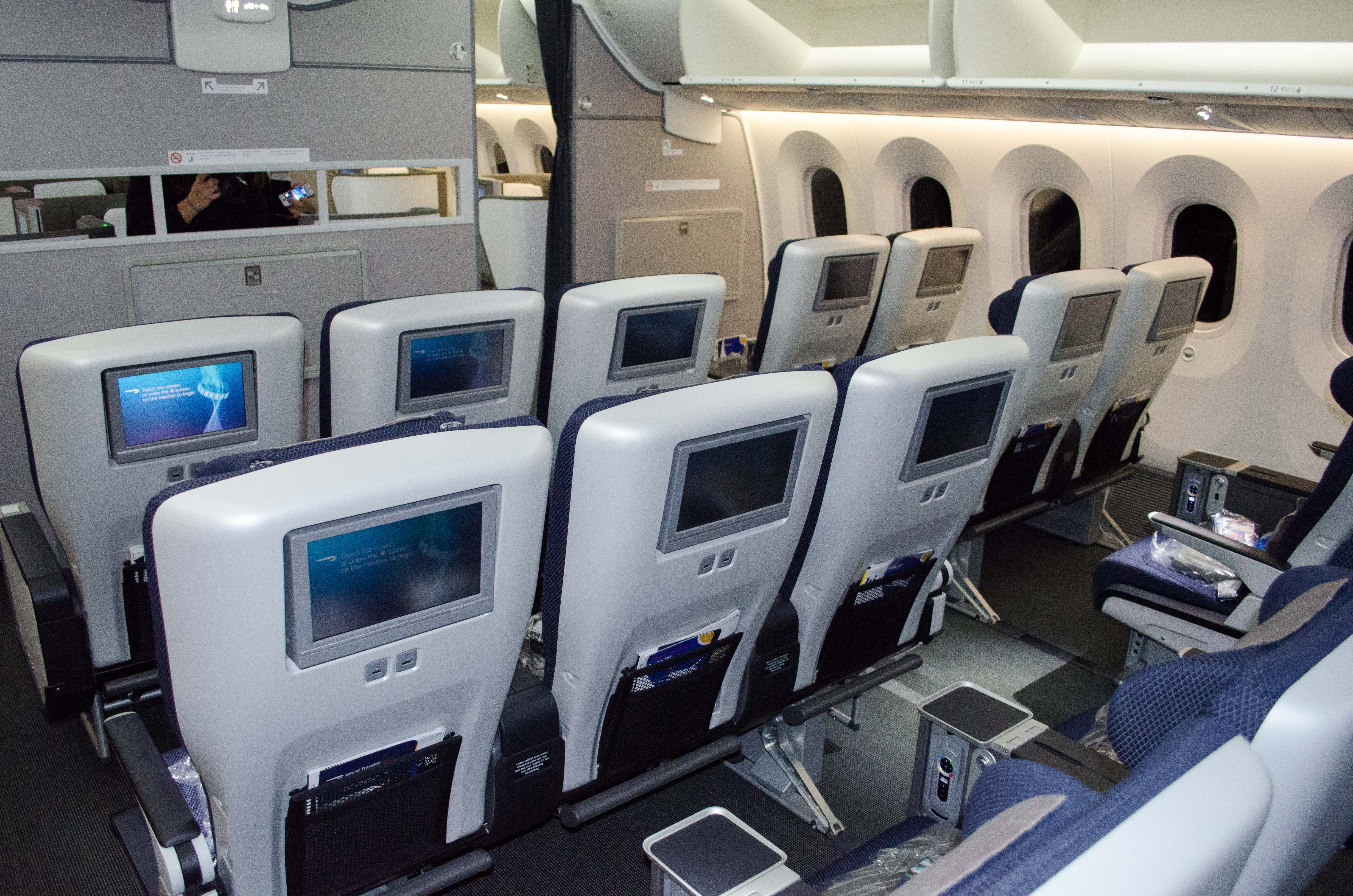 Ba  World Traveller Plus Review
