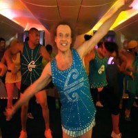 Richard-Simmons-Air-New-Zealand-Safety-Video