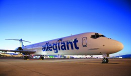 Photo courtesy Allegiant Air