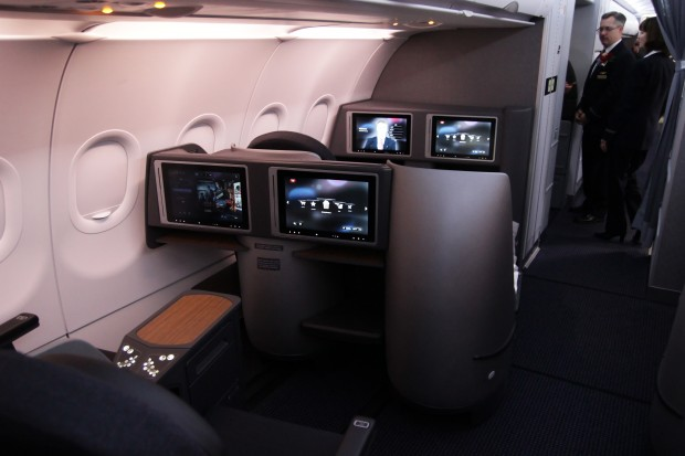 American Airlines Unveils Its New Airbus A321