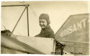 Bernetta Miller