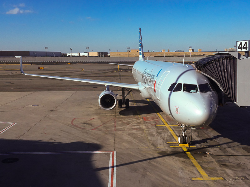 Flying In Style Onboard American Airlines Inaugural A321