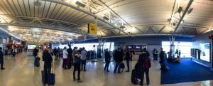 American Airlines Terminal 8 Gate 44 Panorama