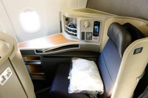 A First Class Seat