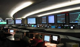 FAA Air Traffic Control System Command Center