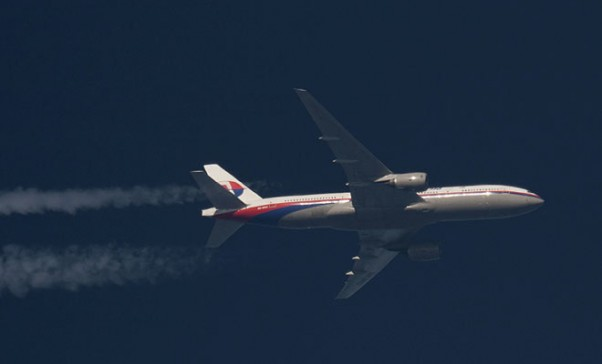 The missing Boeing 777-200, as shown in a file photo courtesy of Malaysia Airlines.