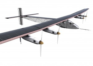 Image courtesy of Solar Impulse.