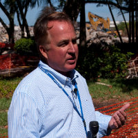 Greg Meyer, Broward County Aviation Department