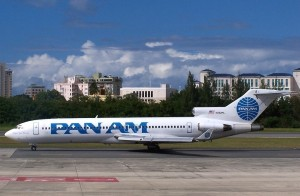 A Pan Am 727 with winglets taxis at San Juan (Photo: Pedro Pacheco)
