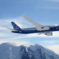 787-9 First Flight Event 09/27/2013