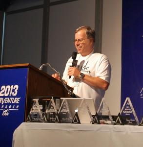 Dan Pimentel, editor of Airplanista Aviation Blog (Photo courtesy of Neil Reagan)