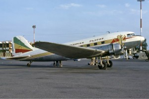 Ethiopian_Airlines_Douglas_DC-3_Groves