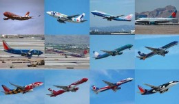 calendar preview novelty airline liveries