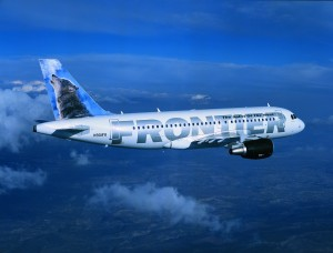 Frontier's current color scheme (Photo: Frontier Airlines)