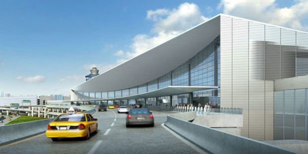 Rendering of a potential future look of the CTB. (PANYNJ)
