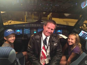 Me n Future Pilots!