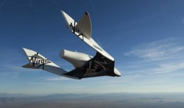 SpaceshipTwo [Courtesy of Virgin Galactic]