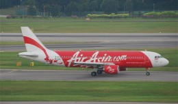 PK-AXC, the missing Indonesia AirAsia A320. Photo courtesy Aero Icarus, via Wikimedia Commons. Licensed under the Creative Commons Attribution-Share Alike 2.0 Generic license.