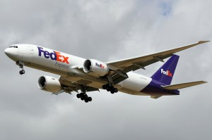 A FedEx Boeing 777 freighter (Photo credit: Flickr)