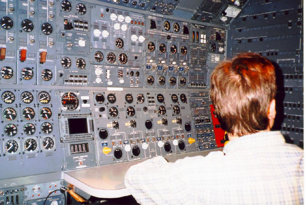 Plumbers in the Sky: The Demise of the Flight Engineer