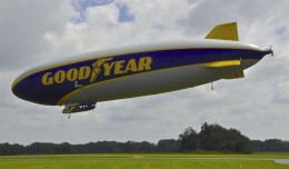Goodyear Blimp Wingfoot One