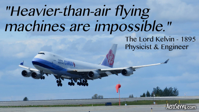 AeroSavvy Curates 15 Inspiring Aviation Quotes