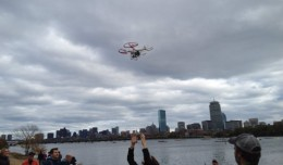 Quadcopter_landing_at_Head_of_the_Charles resized