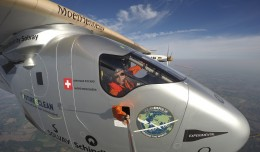 Solar Impulse lands in Lehigh Valley, Pennsylvania